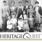 Heritage Quest Genealogy Database